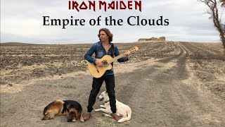 IRON MAIDEN - Empire Of The Clouds (pt. 1) Acoustic by Thomas Zwijsen & Wiki Violin