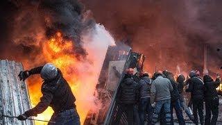 Евромайдан. 23 января 2014