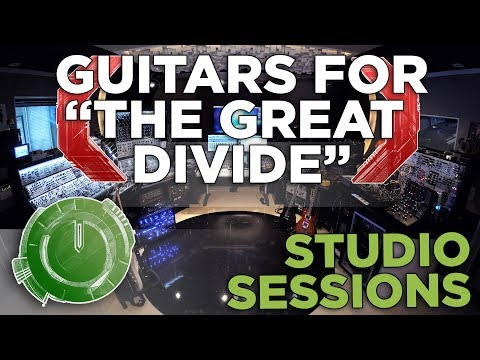 Studio Sessions - Guitars for Celldweller: