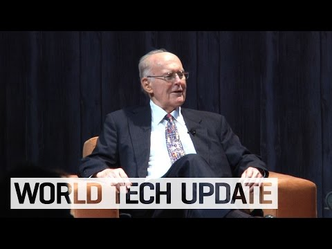 Intel's Gordon Moore amazed at legacy of Moore's Law
