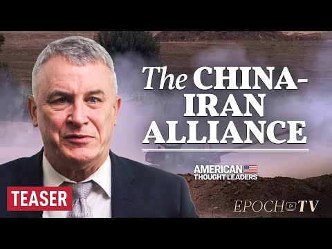 Michael Doran: The Hamas-Israeli Conflict & Communist China's Ambitions in the Middle East | TEA