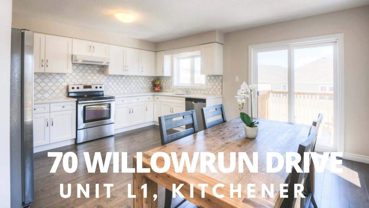 Carefree Living - 70 Willowrun Drive, Unit L1 - Kitchener Real ...