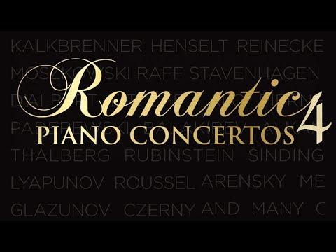 Romantic Piano Concertos 4 | Classical Piano Music of the Romantic Age