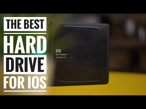 WD Wireless Pro Review- Best Hard Drive For iPad And iPhone