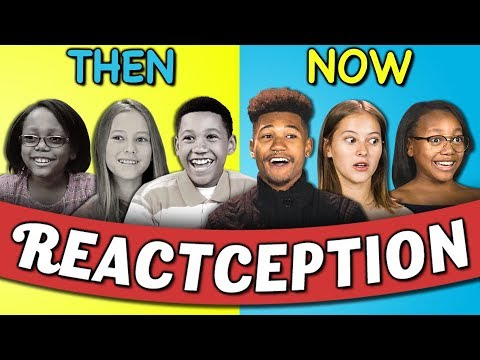 TEENS REACT TO THEIR FIRST EPISODE OF KIDS REACT #5 - YouTube