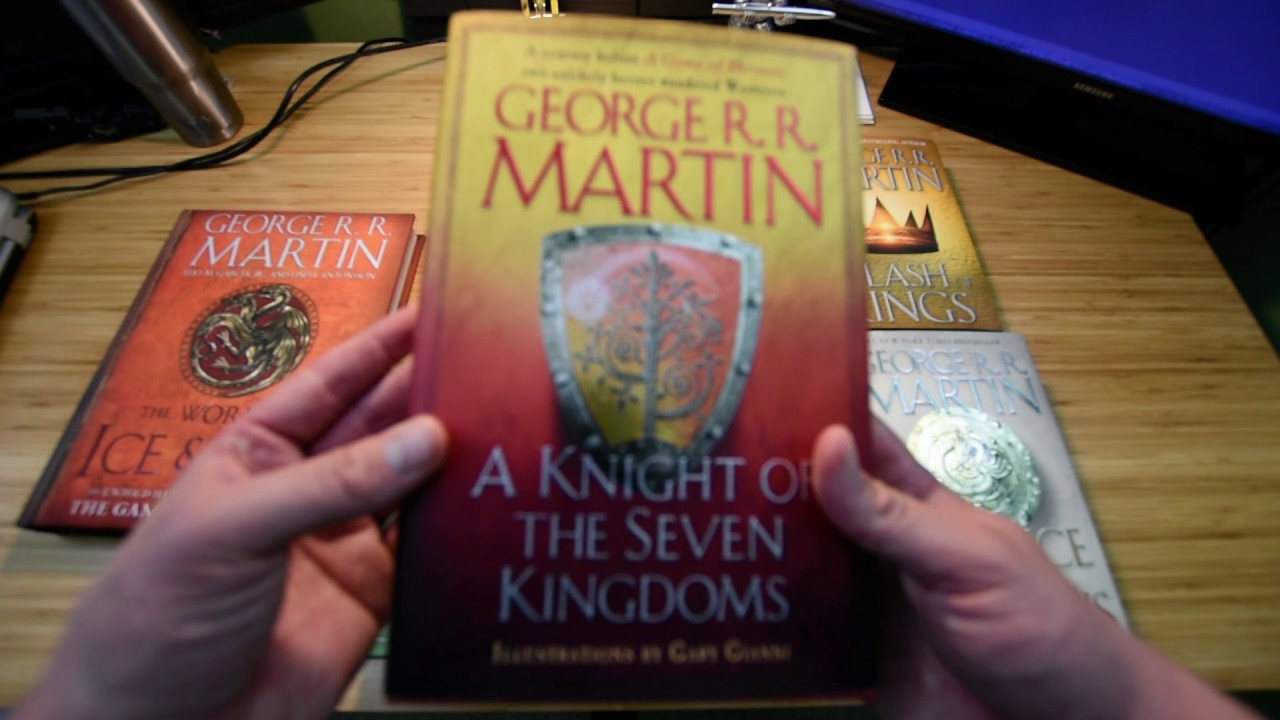 George Rr Martin Game Of Thrones Book