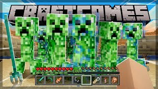 Farm de Creeper Eletrico! - Craft Games 208