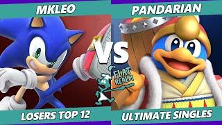 Random Flatrealm Top 12 - T1 | MkLeo Vs. Pandarian - Smash Ultimate SSBU