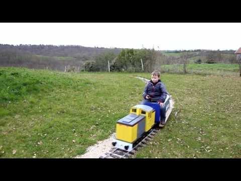 Enzo sur Spirit-Track