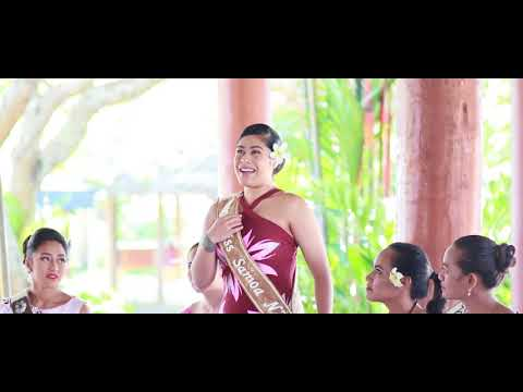 Miss Samoa NZ DAY 1 (Part 1/2) - Miss Samoa Pageant Journey 2017