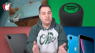 New iPhone SE 2 Design, 2020 iPad Pros, Spotify on HomePod and More!
