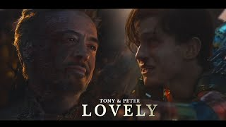 Tony Stark & Peter Parker | I just really miss him