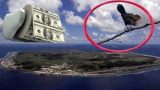 Đất nước buôn Phân Chim để giàu hơn cả DuBai và dùng Đô La làm giấy vệ sinh là có thật