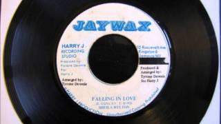 Sheila Hylton - Falling In Love