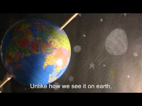 Day and Night and Earth's Rotation
