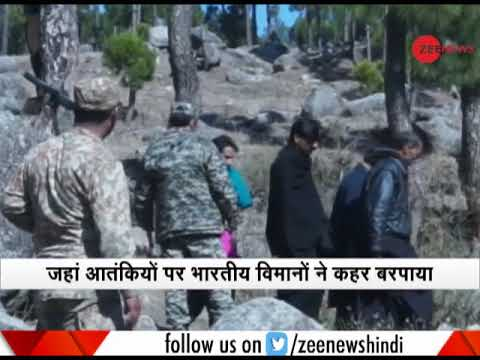 Morning Breaking: Zee Media's exclusive ground report from air-strike hit Balakot