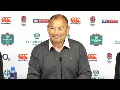 England v Argentina - Eddie Jones Full Post Match Press Conference