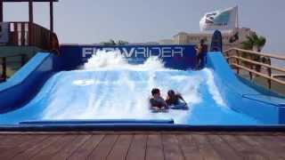 Aruba Flow-rider
