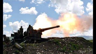 Контрнаступление!Азербайджан дал жару.Армия Алиева сметает все – армяне бегут.Оккупантов остановили!
