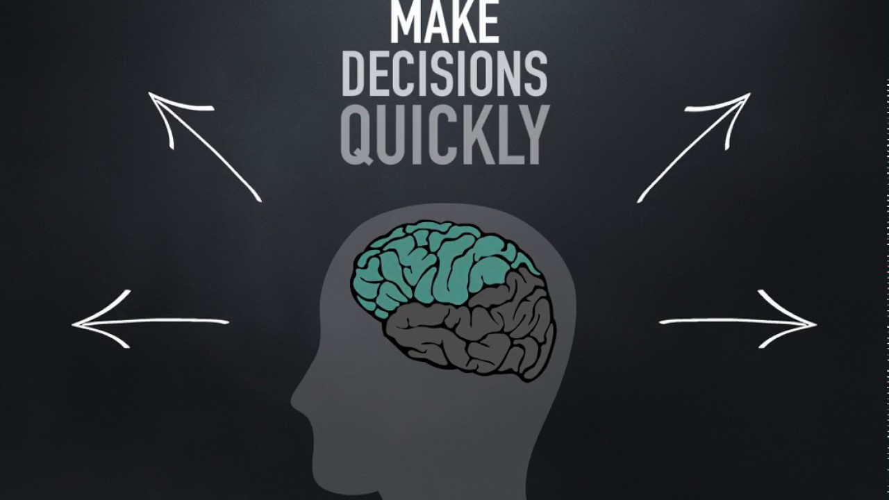 how to get better decision making