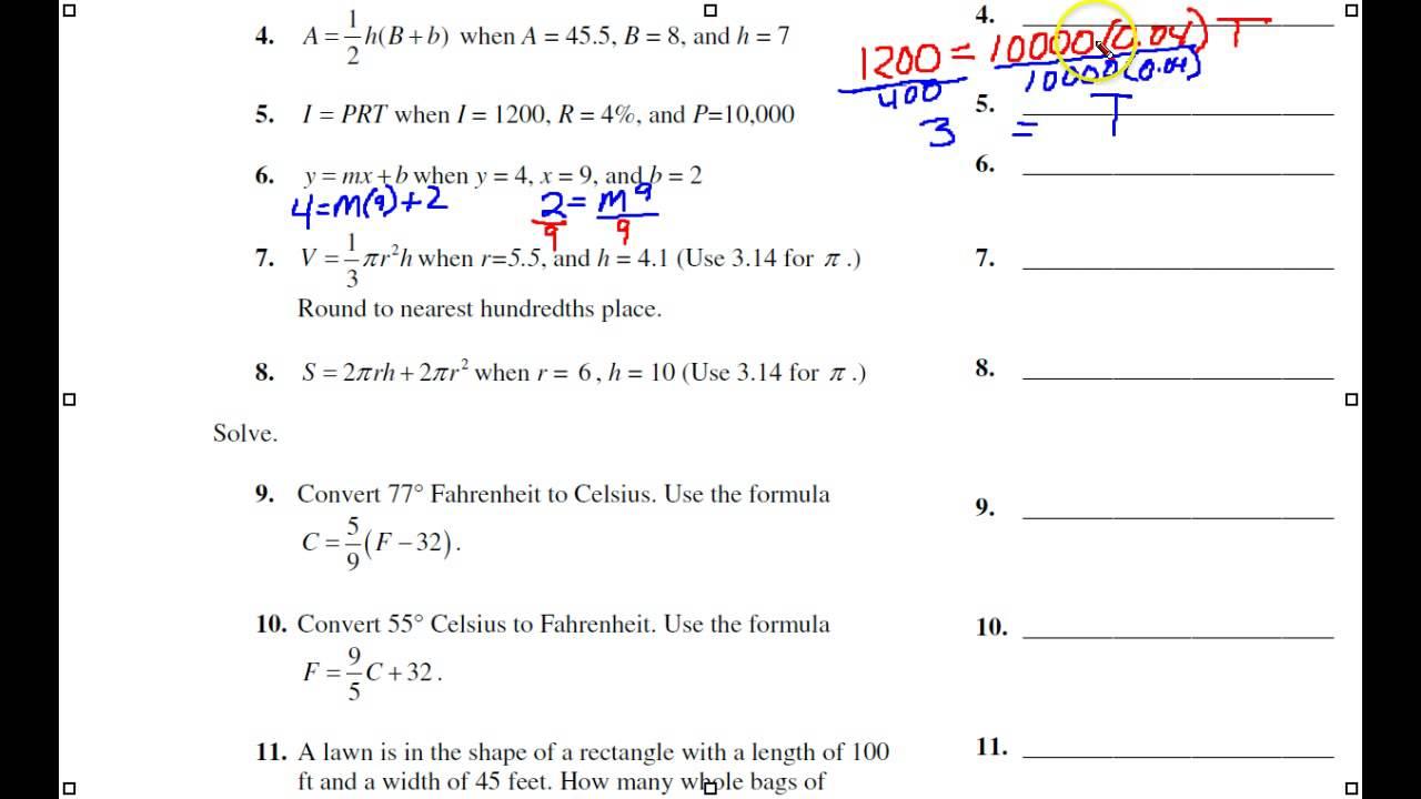 Additional exercises answers   Larson Algebra 2