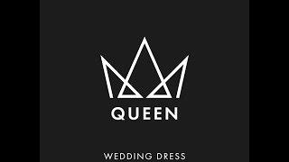 Элитные свадебные платья оптом. Производство Queen.