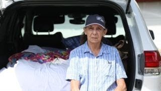 Hurricane Harvey victims return home after flooding