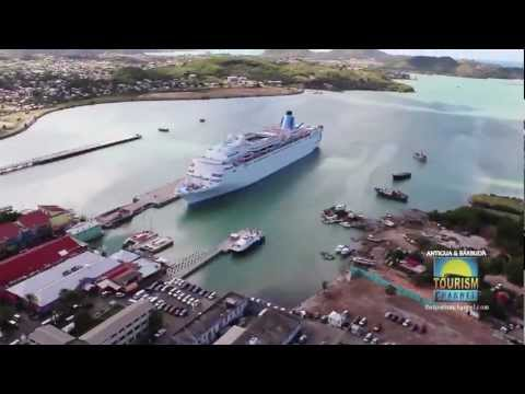 Antigua and Barbuda Tourism Channel - Opening Scene