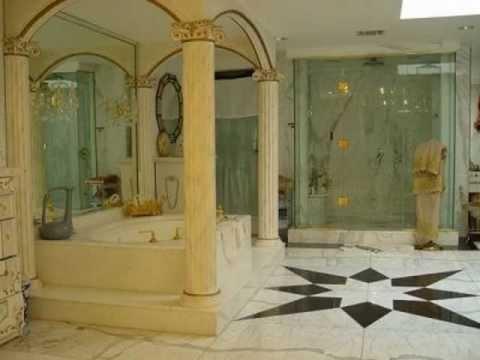 President mugabe mansion in borrowdale brooke youtube for Bathroom decor zimbabwe