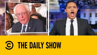 Gambar cover Trevor Noah's Greatest Bernie Sanders Impressions | The Daily Show With Trevor Noah