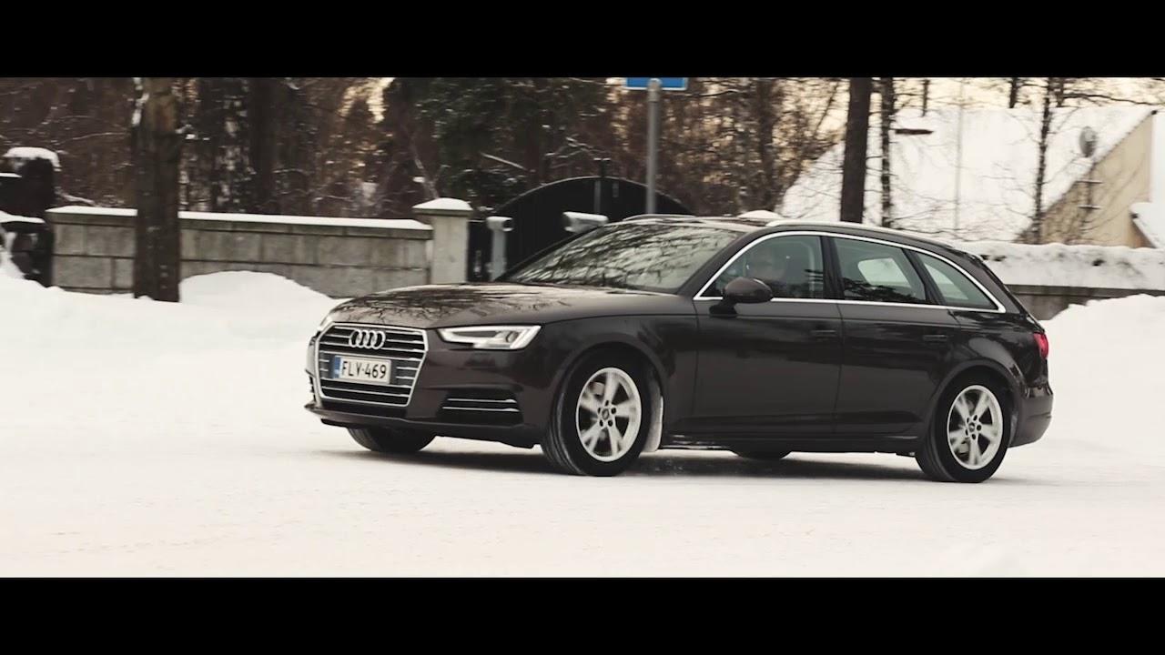 Tl Audi A4 Avant Business Sport 20 Tfsi Ultra S Tronic Youtube