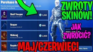 SKINS PHRASES * NOW * MAY/JUNE! Works! NEW METHOD! HOW TO RETURN? Fortnite Battle Royale!
