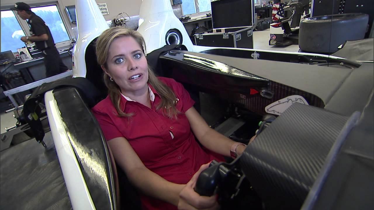 ALMS 101  Steering Wheel  ALMS  Tequila Patron  ESPN