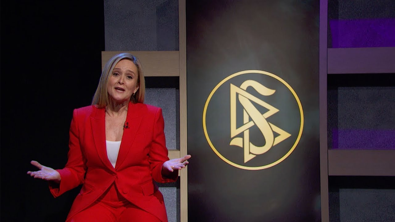 Samantha Bee Wants NRA Members to Give Scientology a Shot