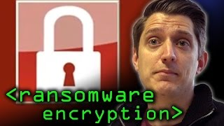 How WanaCrypt Encrypts Your Files - Computerphile