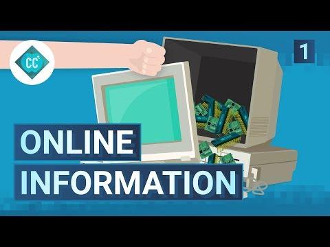 Introduction to Crash Course Navigating Digital Information #1