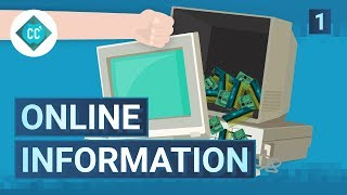 Introduction to Crash Course Navigating Digital Information #1