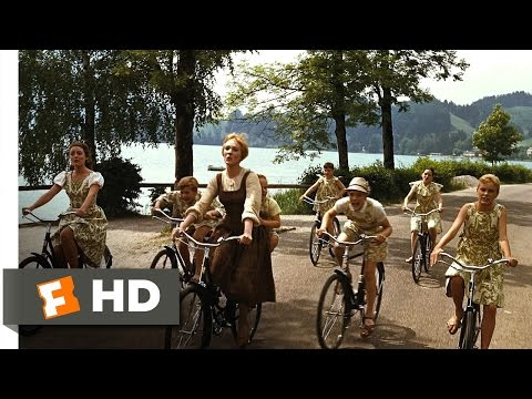 The Sound of Music 45 Movie CLIP  DoReMi 1965 HD
