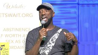 Rickey Smiley On Being Okay With Not Being His Kids' Friend