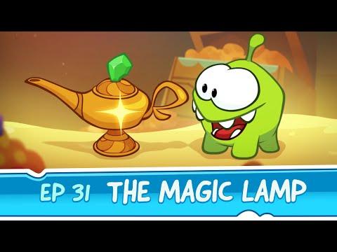 Om Nom Stories: The Magic Lamp (Episode 31, Cut the Rope: Magic)