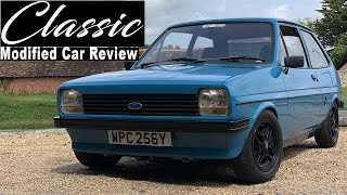 Classic Modified Car Review - 1982 Ford Fiesta 1.1L