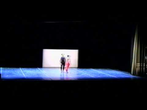 Steptext duet Aterballetto Italy