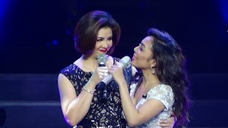Download REGINE VELASQUEZ & JONA - I Believe I Can Fly (Queen of the Night Concert!) FULL! Mp3 and Videos