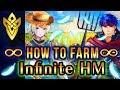 How To Farm Infinite Hero Merit In FEH - Infinite Feathers | Fire Emblem Heroes