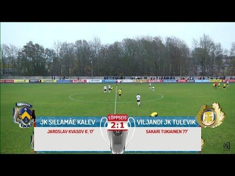 XXXV voor 2015: JK Sillamäe Kalev