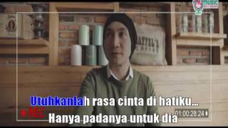 DIA - ANJI ( KARAOKE VIDEO )