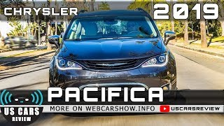 2019 CHRYSLER PACIFICA Review Release Date Specs Prices