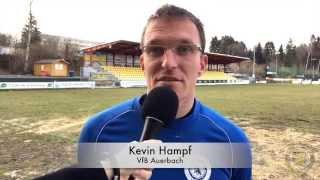 VfB.tv: Spielbericht und Stimmen zum Spiel Auerbach gegen Hertha II