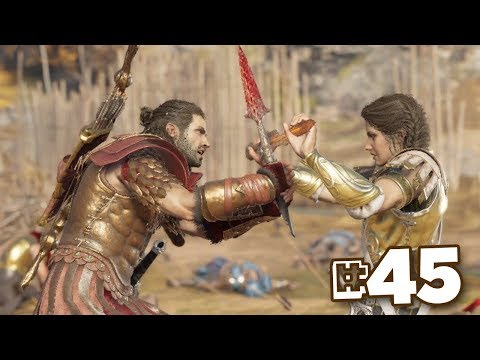 That Went Well!!! - Assassin's Creed Odyssey   Part 45    FULL PLAYTHROUGH (PS4) HD