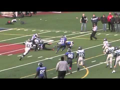 D J WILLIAMS 2012 HIGHLIGHTS
